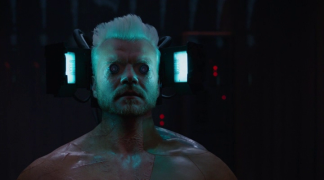 Batou sees the Major as human, and ultimately must accept enhancement himself due to an accident.
